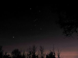 冬の星座 オリオン座.JPG
